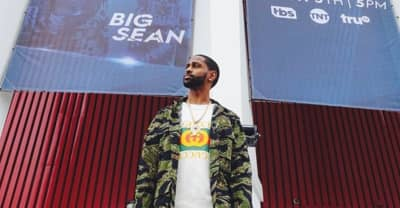 "Watch Big Sean Perform ""Bounce Back"" And ""Moves"" At The #iHeartAwards"