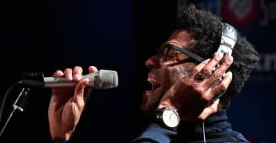 "Eric Benét On JAY-Z-'s 4:44: ""I Love My Life As It Is"""