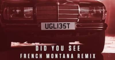 "French Montana Joins J Hus On The ""Did You See"" Remix"