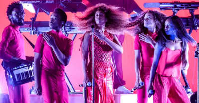 Watch Solange Lead A Sing-Along Of The Proud Family Theme Song At Roots Picnic