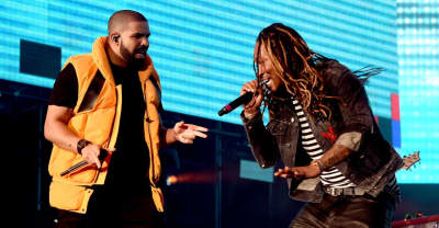 Lawsuit Claims The Atlanta Hawks Discriminated Against Future, Drake, And Other Black Artists