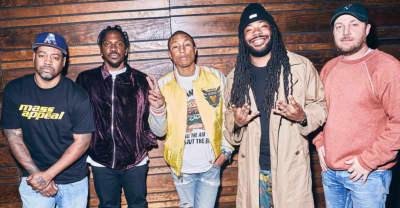 Pusha T Talks New Album On Pharrell's Beats 1 Radio Show