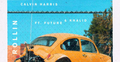 "Calvin Harris's ""Rollin"" Single, Featuring Future And Khalid, Is Coming Out This Friday"