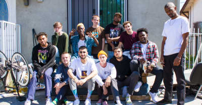 Kevin Abstract says Brockhampton's Saturation III is coming out in December