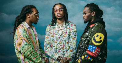 Migos are working on a movie and Quavo is writing the script