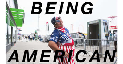 5 Stories About What It Means To Feel American Right Now