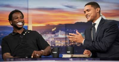 Watch Gucci Mane Discuss His New Autobiography On The Daily Show