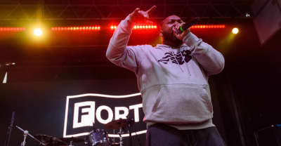 Watch Raekwon perform a Wu-Tang Clan classic at FADER FORT