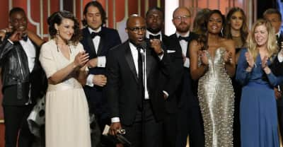 Moonlight Wins The Award For Best Motion Picture At The 2017 Golden Globes