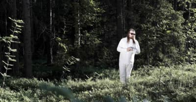 "Varg And Yung Lean's ""Red Line II (127 Sätra C)"" Is A Techno-Rap Funeral Procession"