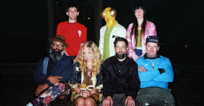 """Listen To """"The Wasp,"""" A Brutal New Track By Noise Supergroup Ice Balloons"""