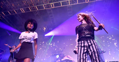 Grimes Brought Out Janelle Monae and Aristophanes During Her Coachella Set