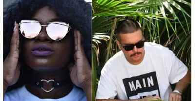 "Astronomar And UNIIQU3 Bring EDM And Jersey Club Together On ""Run It"""