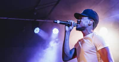 Chance The Rapper And Willow Smith Showed Love At The Last Night Of #uncapped