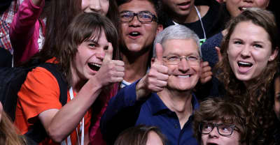 Apple Music passes 50 million users