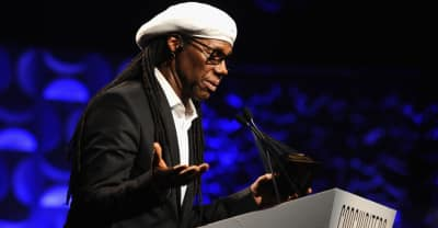 Nile Rodgers And Recording Academy Urge Trump To Pursue Copyright Reform