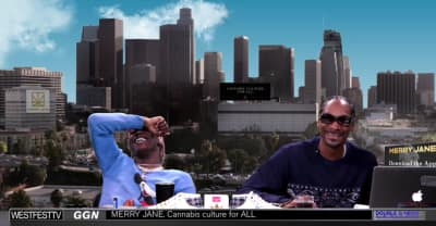Watch Lil Yachty Discuss His Upcoming Teenage Emotions Album On GGN With Snoop Dogg