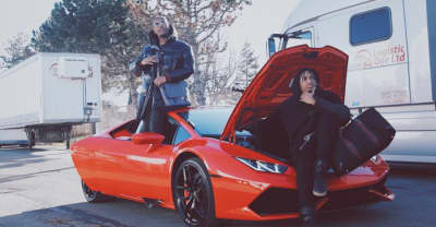 "Ca$tro Guapo and FIJI Flex In The Frost For The ""Wrist"" Video"