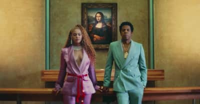 "Beyoncé and Jay Z release the video for their single ""Apeshit"""