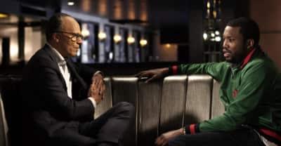 Watch Meek Mill's first interview since leaving prison