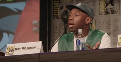 Watch Tyler, The Creator Discuss Representation in Cartoons At San Diego Comic Con