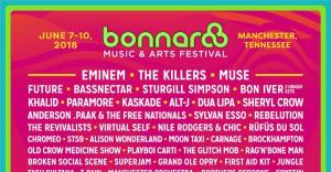 Bonnaroo reveals 2018 line-up