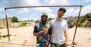"""Poirier And Fwonte Salute The Haitian Sun In The """"Pale Mal"""" Video"""