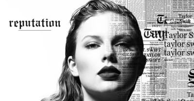 Taylor Swift sold over one million copies of Reputation in four days