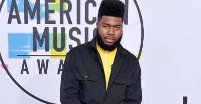 Khalid spoke out after claiming he was groped by a fan