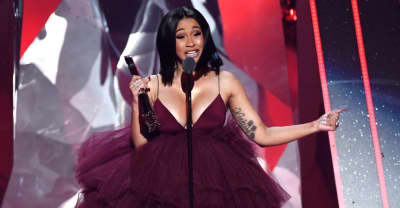 Cardi B says her debut album will be out in April