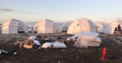 Here's What The Luxury Fyre Festival Was Really Like
