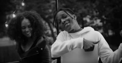 "Watch Alicia Keys And A$AP Rocky Put On For Nontraditional Families In The ""Blended Family"" Video"