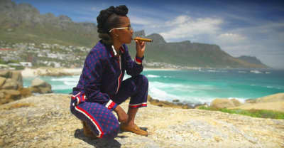 "DeJ Loaf's ""In Living Color"" Video Is A Cape Town Odyssey"