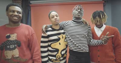 Watch Lil Yachty And The Sailing Team Do A Shoot With Cam Kirk