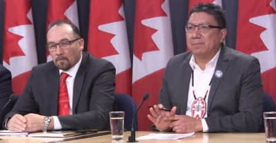 """Report: Canada Denied Suicide Prevention Funds To First Nations Because Of """"Awkward Timing"""""""