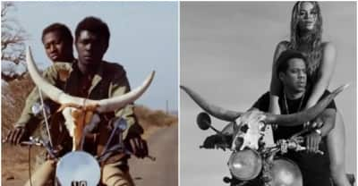 Here's the 1973 Senegalese film that inspired the On The Run II poster