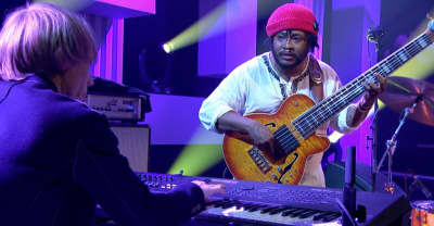 Watch Anderson .Paak And Thundercat Kick Off The 50th Season Of Later... With Jools Holland