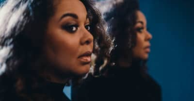 """Nuela Charles Find Strength In Weakness In The Video For """"Crumbling Down"""""""