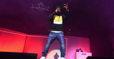 Watch Dizzee Rascal Perform His Boy In Da Corner Album In London