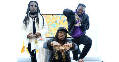 Migos has the No.1 album in the country