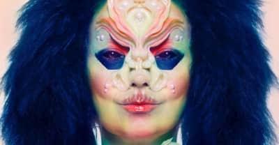 "Björk says new album Utopia represents a ""DIY fortress"" away from Trump"