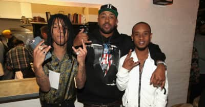 Mike WiLL says new Rae Sremmurd album features Pharrell, The Weeknd, and Zoë Kravitz