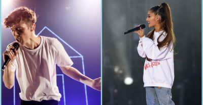 Troye Sivan confirms upcoming Ariana Grande collaboration