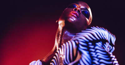 "Watch Lotic's video for ""Hunted"""