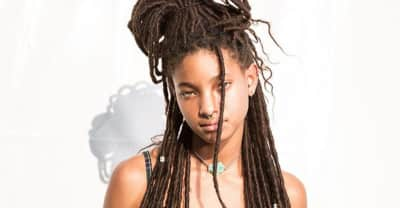 Willow Smith shares her new album The 1st