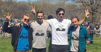 Watch Grizzly Bear Perform At A Bernie Sanders Rally In Brooklyn