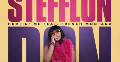 "Stefflon Don Recruits French Montana For New Song ""Hurtin' Me"""
