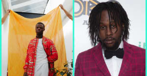 "J Hus and Popcaan preview their ""Bouff Daddy"" remix"