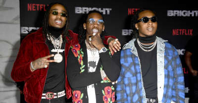 Quavo shares update on Migos's Culture II