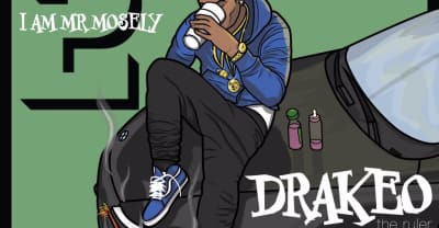 Listen To Drakeo The Ruler's I Am Mr. Mosely 2 Mixtape